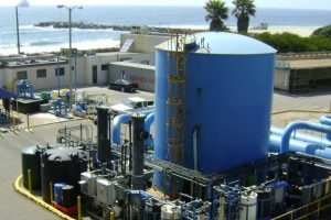 West Basin Seawater Desalination Pilot Project